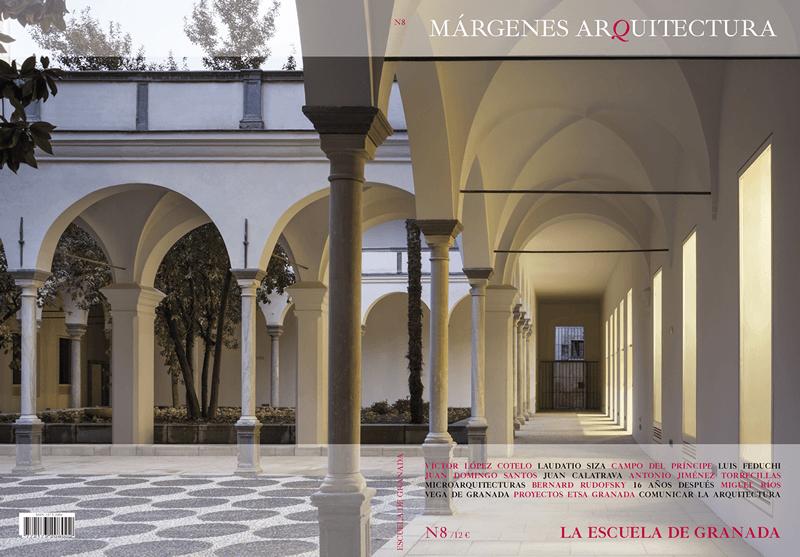 Cubierta. La escuela de Granada. MÁRGENES ARQUITECTURA, nº8