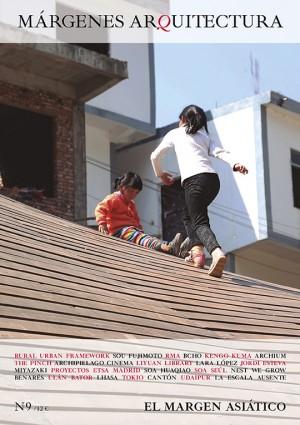 El margen asiático. Nº 9 Revista MÁRGENES ARQUITECTURA