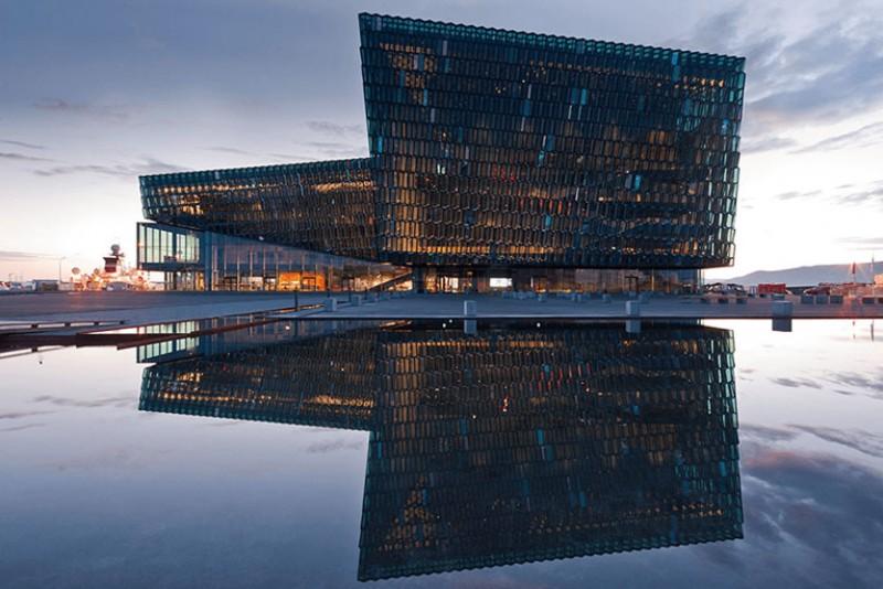 Harpa, Islandia. Norteuropa. MÁRGENES ARQUITECTURA, nº4