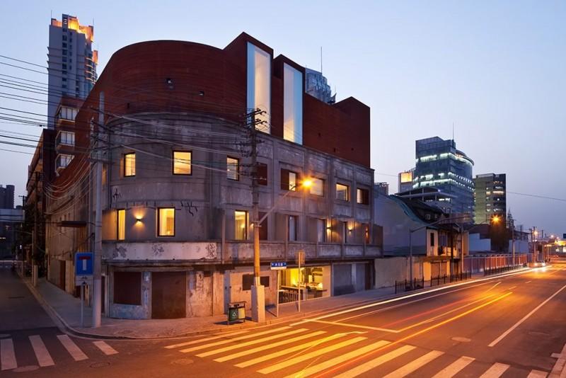 NHDRO (Shangai), nº1 Reciclaje Urbano. MÁRGENES ARQUITECTURA