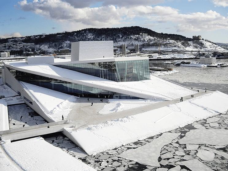 Ópera, Oslo. Norteuropa. MÁRGENES ARQUITECTURA, nº4