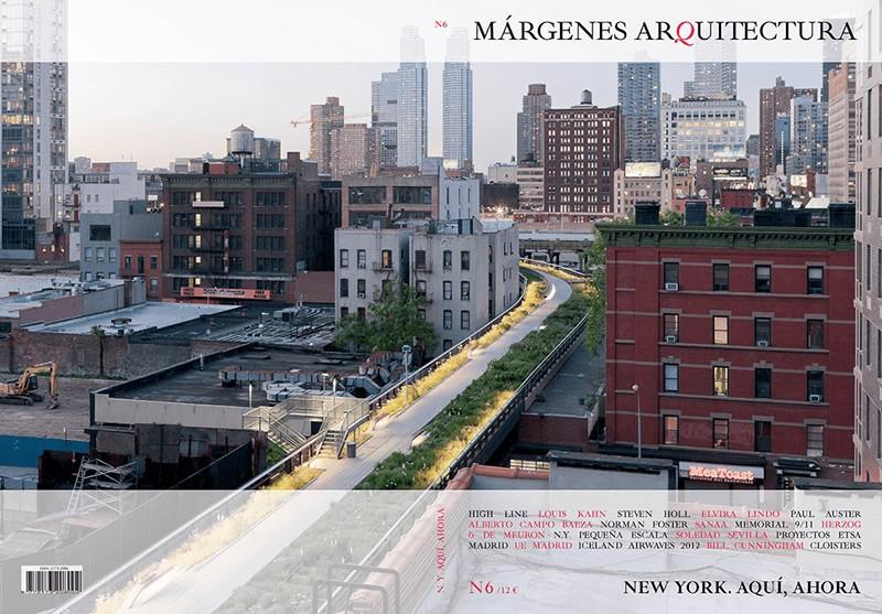 Cubierta. New York. Aquí, ahora.MÁRGENES ARQUITECTURA, nº6