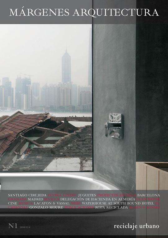 Reciclaje Urbano. Nº 1 Revista MÁRGENES ARQUITECTURA