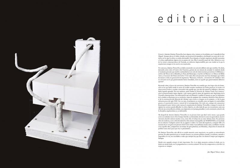 Editorial Márgenes Arquitectura 10