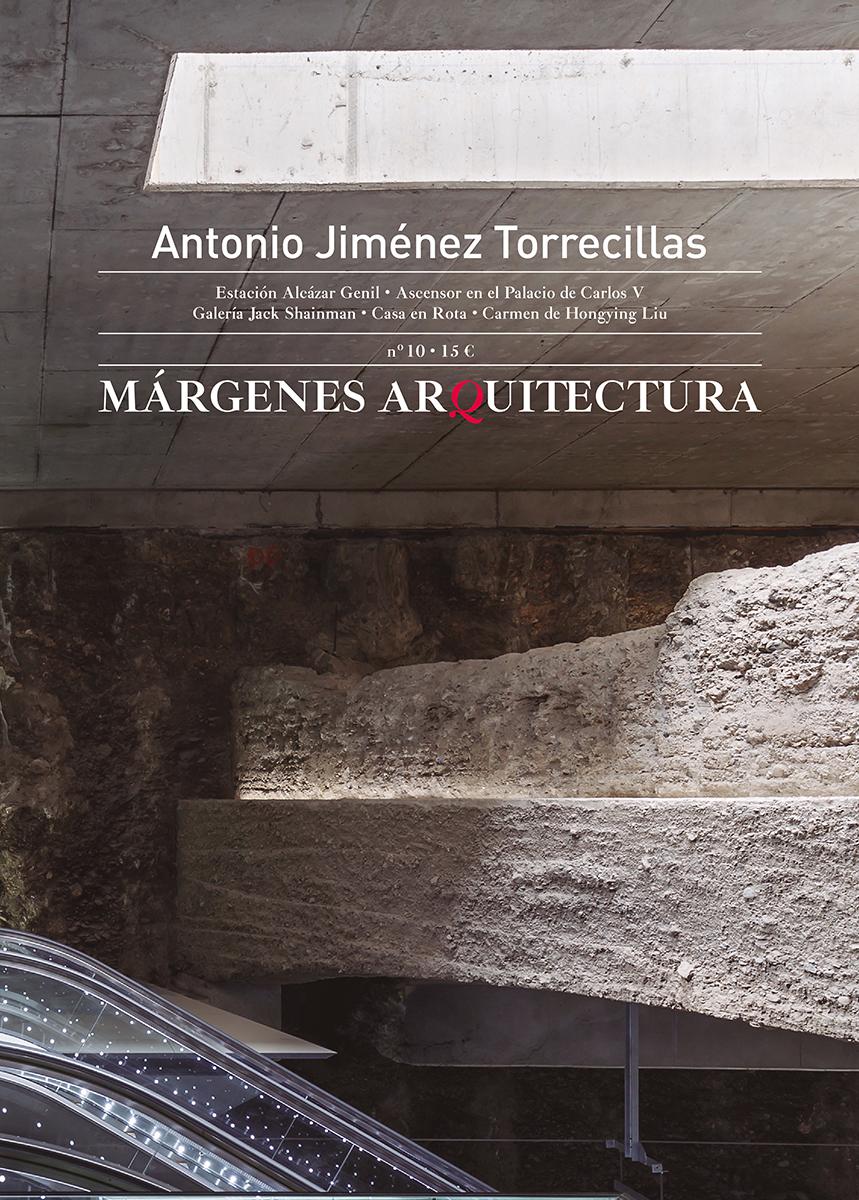 Márgenes Arquitectura 10, Antonio Jiménez Torrecillas