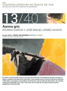 40 Pinturas Aurora Gris