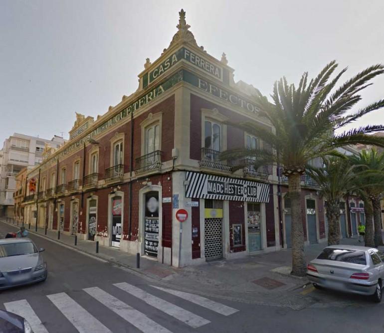 Colegio Oficial de Arquitectos de Almería