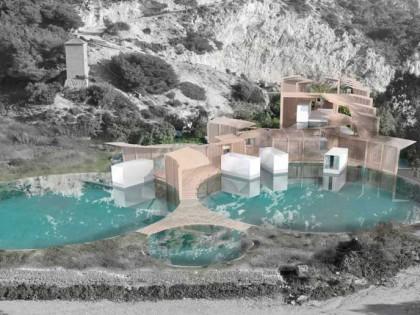 PFC: Centro de estudios marinos y protección ambiental para la recuperación de flora y fauna mediterránea