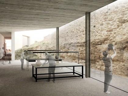PFC: Centro de estudios arqueológicos en el Carmen de Peñapartida