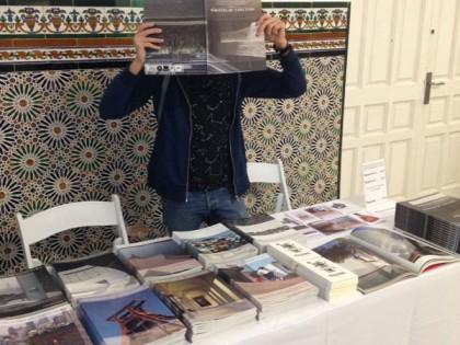 MÁRGENES en Papelcontinuo, Festival de edición gráfica independiente, La Térmica (Málaga)