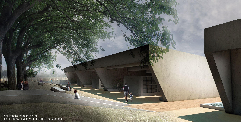 Pfc 2 mundos 1 linde m rgenes arquitectura for Arquitectura funeraria