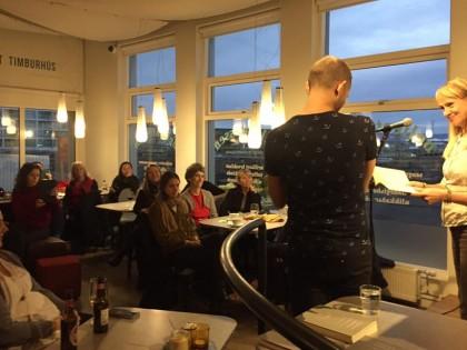 Crónica. El gran norte y los libros de Reykjavík