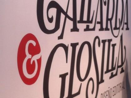 Gallarda y Glosilla. Diseño editorial granadino, aquí y ahora