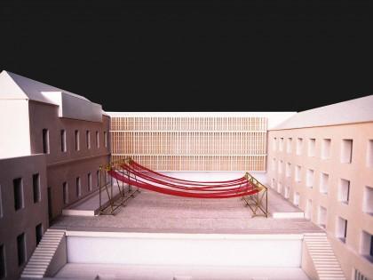Rojo de Cadmio nunca muere. Premio Alonso Cano de Arquitectura 2018